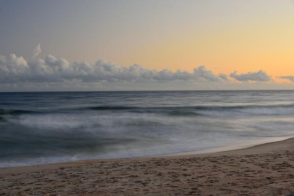 Sunset on Ocrokoke Island #5