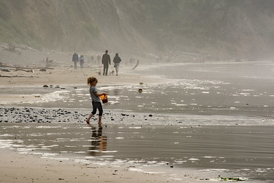 Oregon Coast Playtime