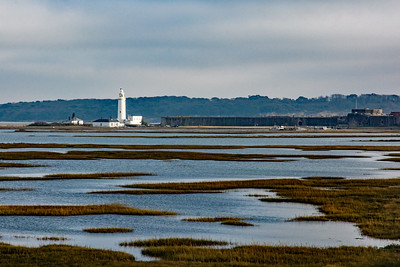 UK: Hurst Castle and Lighthouse