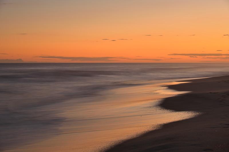 Sunset on Ocrakoke Island #4