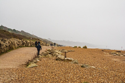 UK: Highcliffe Beach