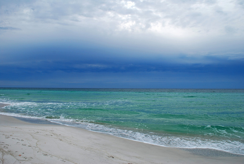 Approaching weather, Navarre Beach, FL.