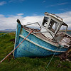 The Roundstone Boat, County Galway, Ireland (May 2012)