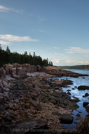 Low Tide in Acadia