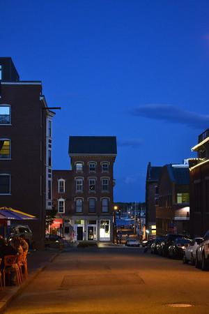 Port City Twilight