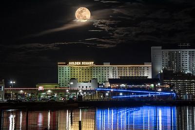 Biloxi Casino's Moon