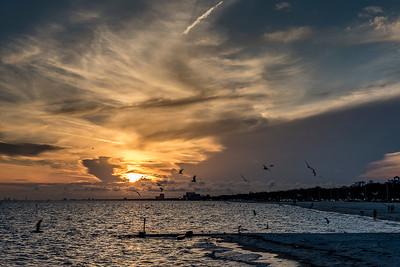 Biloxi Sunset 2