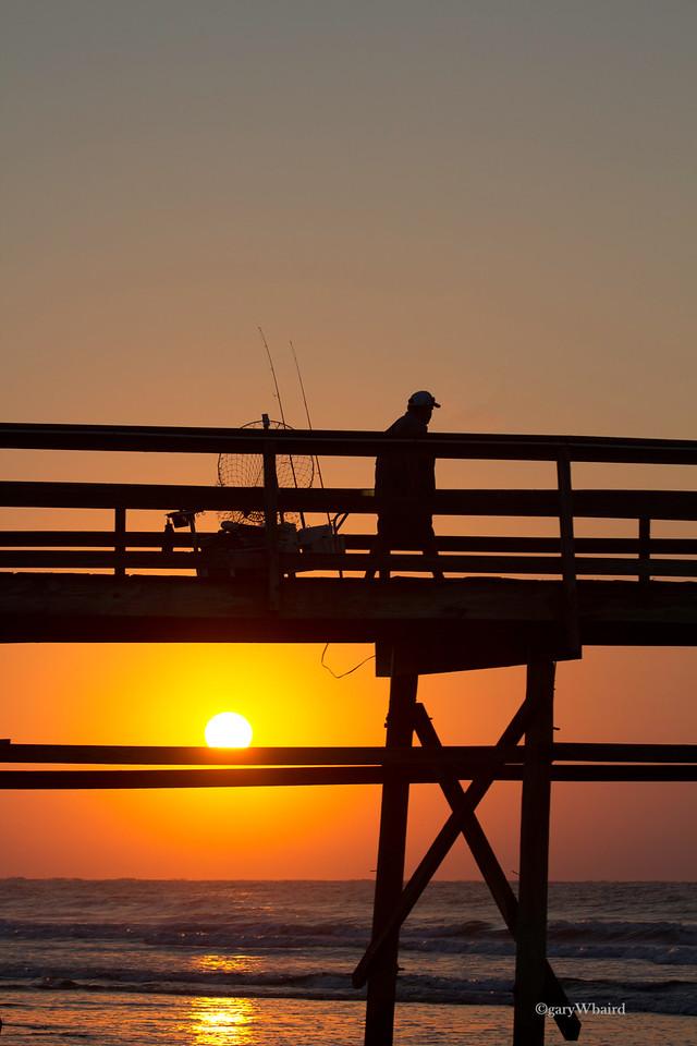 Solo Fisherman