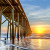 Sunrise, Carolina Beach Pier