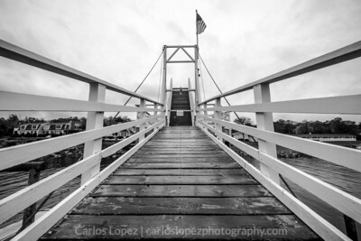 Perkins Cove Footbridge #3