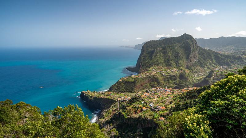 Miradouro do Curtado, Madeira