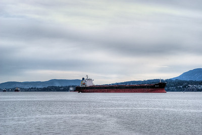 """Coastal Shipping - Vancouver Island BC Canada Please visit our blog """"The Toad Gets Tanked"""" for the story behind the photo."""