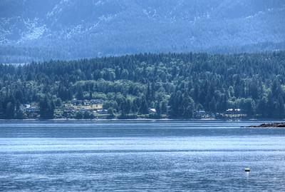 Coastal Scene - Vancouver Island, British Columbia, Canada