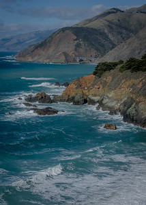 Big Creek Bridge, Big Sur