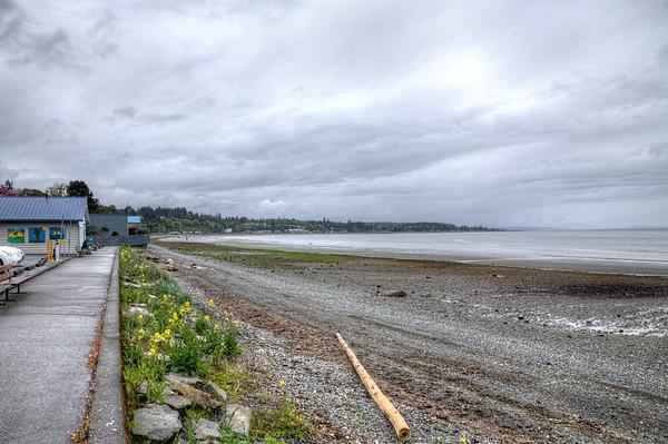 Qualicum Beach - Qualicum Beach, Vancouver Island, BC, Canada