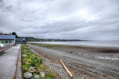 """Qualicum Beach - Qualicum Beach, Vancouver Island, BC, Canada Visit our blog """"A Qualicum Beach Vista"""" for the story behind the photos."""