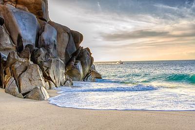 Cabo Beach in Pedregal
