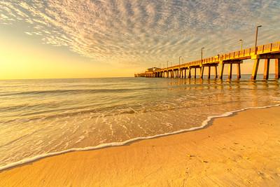 Sunrise in Gulf Shores