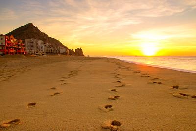 Romantic Sunrise Stroll