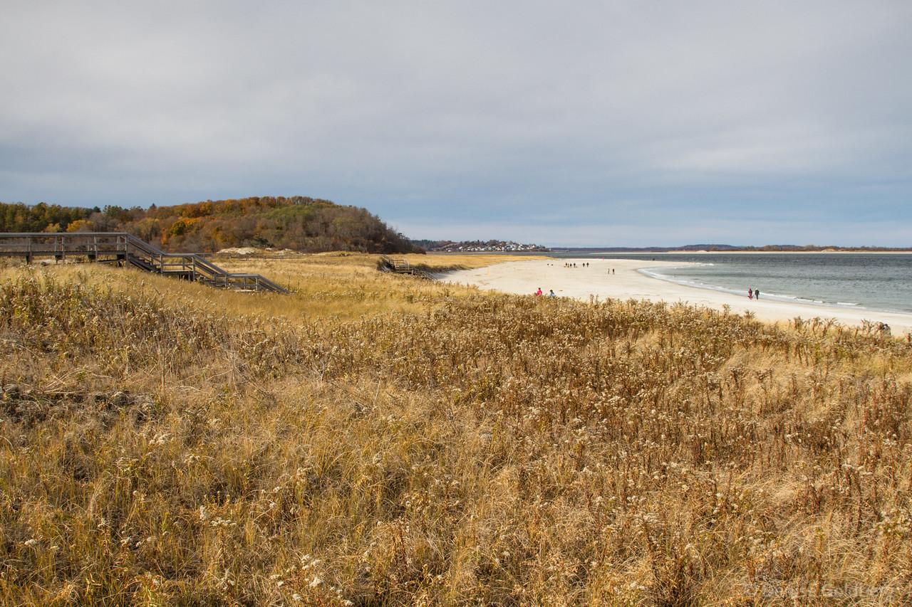 walking > Crane Beach