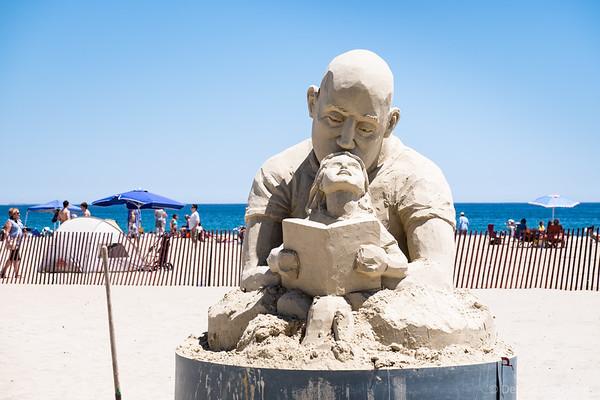 sculpted by Carl Jara