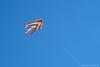 kite, flying high