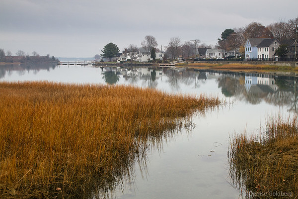 reflections, a peaceful scene, Portsmouth NH