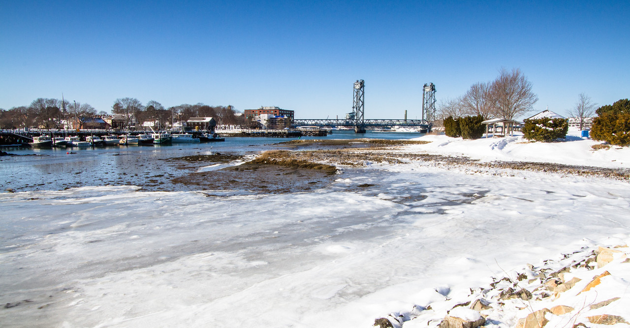 from Peirce Island, Portsmouth, NH