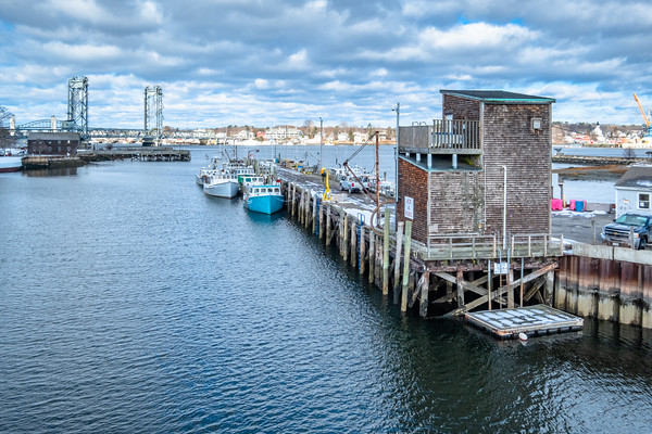Piscataqua River, Portsmouth, NH