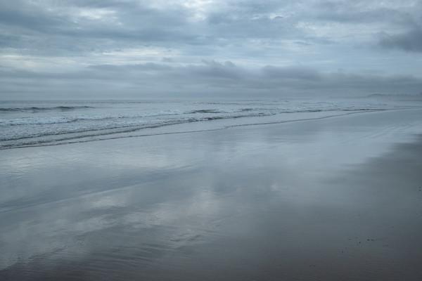 ocean view from Hampton Beach, NH