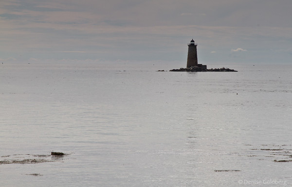 lighthouse at Kittery Point