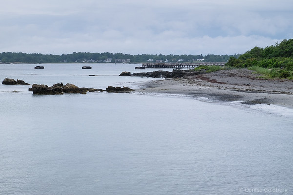 coastal glimpses, Kittery Point, Maine
