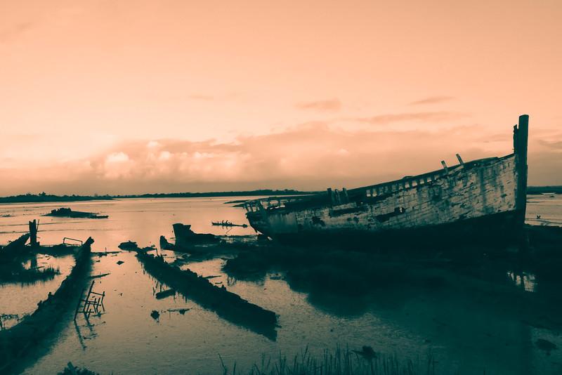 Boat Wreck Maldon