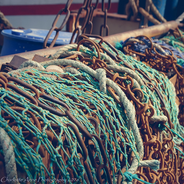 Fishermans nets