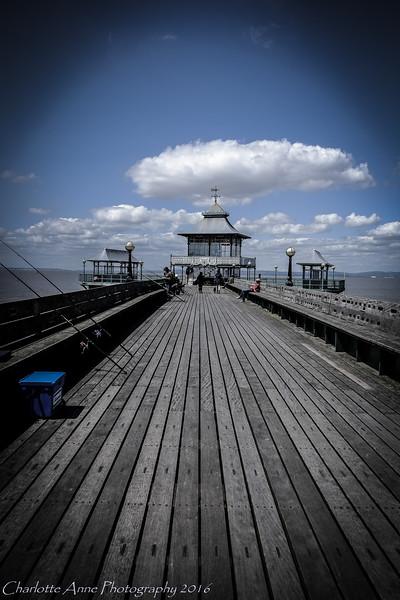 Cleveland Bay Pier