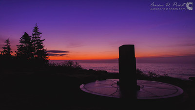 2014-03-29 Marshall Point Lighthouse