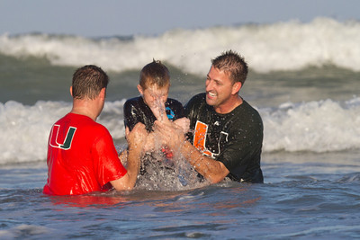 Beach Baptism 9_2013