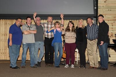 Coastal Praise Team 2016