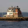 Rockland Breakwater Light, Rockland, Maine