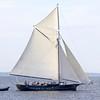 Sailing on Casco Bay