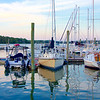 Fishing Vessels in South Freeport, Maine