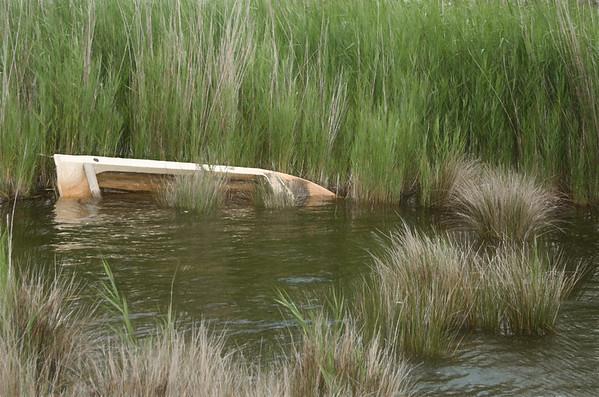 Boat in the Marsh
