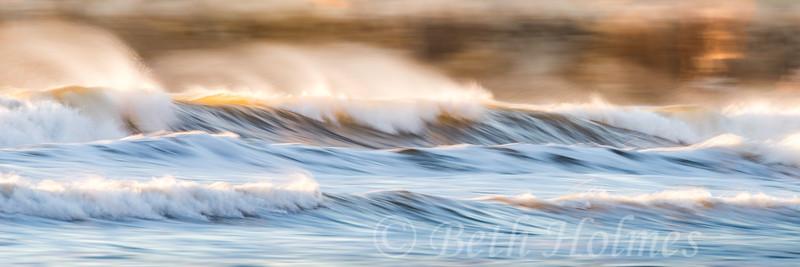 Sun Kissed Waves