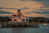 Sunset at Manteo Lighthouse