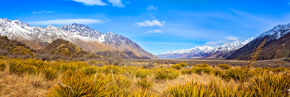 Mt Cook National Park, South Island