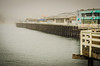 Foggy Morning at the Santa Cruz Wharf