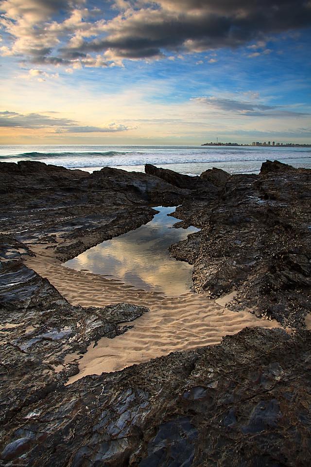 Currumbin Dawn, Gold Coast, Australia