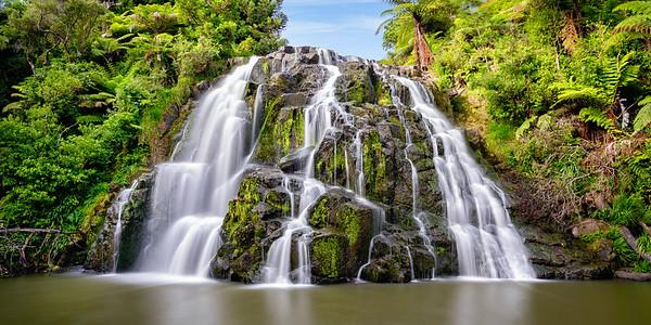 Owharoa Falls, Karangahake Gorge