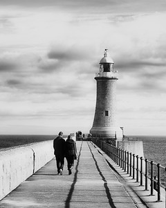 Tynemouth Pier Lighthouse