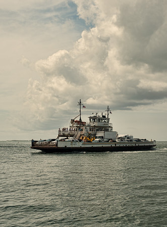 Ferry to Ocracoke